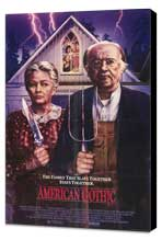 American Gothic - 27 x 40 Movie Poster - Style A - Museum Wrapped Canvas
