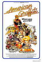 American Graffiti - 27 x 40 Movie Poster - Style A