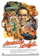 American Graffiti - 11 x 17 Movie Poster - Spanish Style A