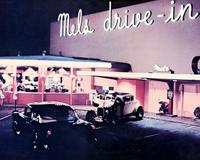 American Graffiti - 8 x 10 Color Photo #1