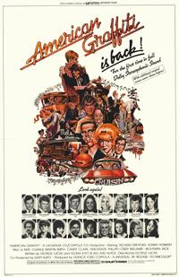 American Graffiti - 11 x 17 Movie Poster - Style A
