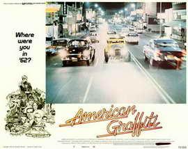 American Graffiti - 11 x 14 Movie Poster - Style F