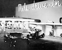 American Graffiti - 8 x 10 B&W Photo #1