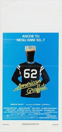 American Graffiti - 13 x 28 Movie Poster - Italian Style A