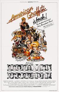 American Graffiti - 11 x 17 Movie Poster - Style B