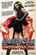American Grindhouse - 27 x 40 Movie Poster - Style B