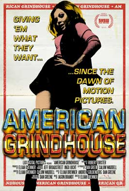 American Grindhouse - 11 x 17 Movie Poster - Style A