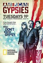 American Gypsies (TV) - 11 x 17 TV Poster - Style A