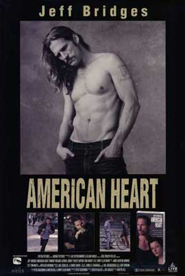 American Heart - 11 x 17 Movie Poster - Style A