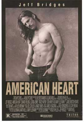 American Heart - 11 x 17 Movie Poster - Style B