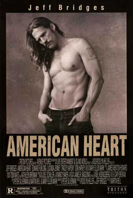 American Heart - 27 x 40 Movie Poster - Style B