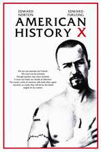 American History X - 11 x 17 Movie Poster - Style B