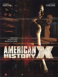 American History X - 30 x 40 Movie Poster - French Style A