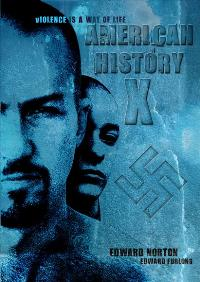 American History X - 11 x 17 Movie Poster - Style G