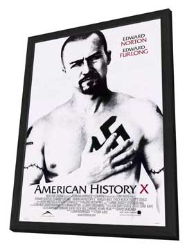 American History X Movie Posters From Movie Poster Shop