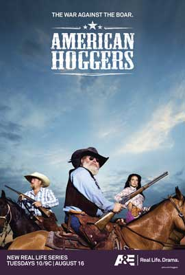 American Hoggers (TV) - 11 x 17 TV Poster - Style A