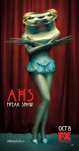 American Horror Story (TV) - 11 x 17 TV Poster - Style L