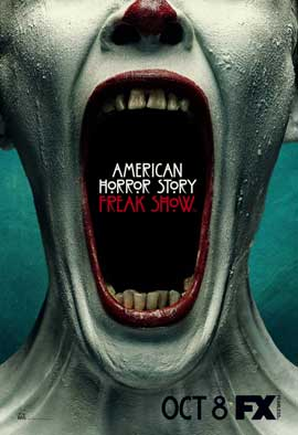 American Horror Story (TV) - 11 x 17 TV Poster - Style M