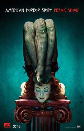 American Horror Story (TV) - 11 x 17 TV Poster - Style P