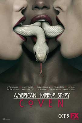 American Horror Story (TV) - 11 x 17 TV Poster - Style Q