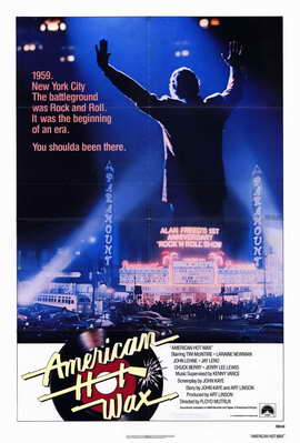 American Hot Wax - 11 x 17 Movie Poster - Style A