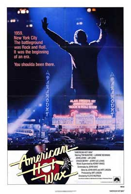 American Hot Wax - 27 x 40 Movie Poster - Style A