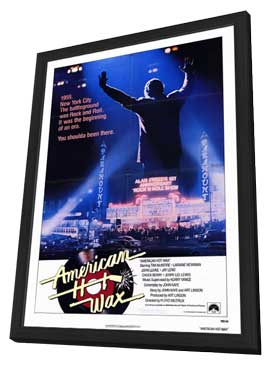 American Hot Wax - 11 x 17 Movie Poster - Style A - in Deluxe Wood Frame