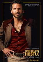 American Hustle - 11 x 17 Movie Poster - Style E
