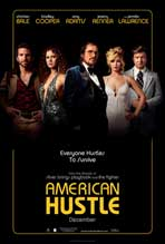 American Hustle - 11 x 17 Movie Poster - Style F