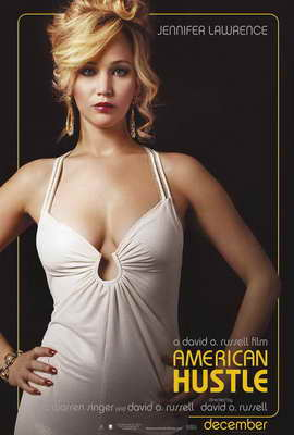 American Hustle - 27 x 40 Movie Poster - Style B