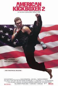 American Kickboxer 2 - 11 x 17 Movie Poster - Style A