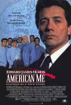 American Me - 11 x 17 Movie Poster - Style A