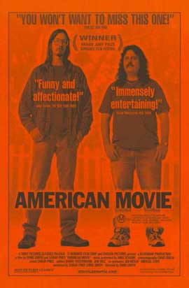 American Movie: The Making of Northwestern - 11 x 17 Movie Poster - Style B