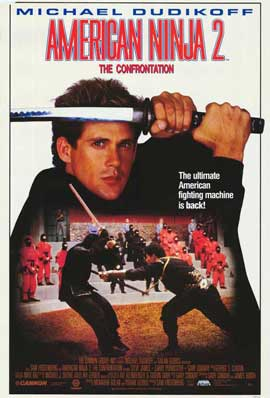 American Ninja 2: The Confrontation - 27 x 40 Movie Poster - Style A