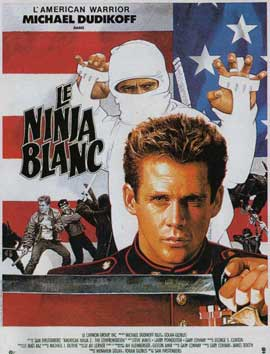 American Ninja 2: The Confrontation - 11 x 17 Movie Poster - French Style A