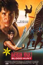 American Ninja 3: Blood Hunt - 43 x 62 Movie Poster - Bus Shelter Style A