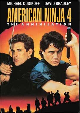 American Ninja 4: The Annihilation - 11 x 17 Movie Poster - Style B