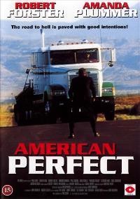 American Perfekt - 11 x 17 Movie Poster - Danish Style A
