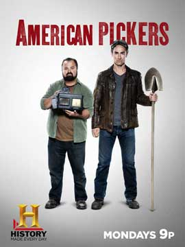 American Pickers (TV) - 11 x 17 TV Poster - Style A