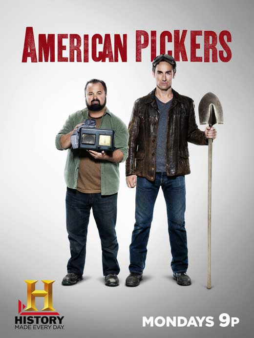 American Pickers Cast