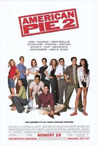 American Pie 2 - 43 x 62 Movie Poster - Bus Shelter Style A