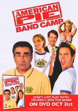 American Pie Presents Band Camp - 11 x 17 Movie Poster - Style A