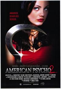 American Psycho 2: All American Girl - 27 x 40 Movie Poster - Style A