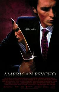 American Psycho - 11 x 17 Movie Poster - Style A