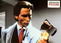 American Psycho - 11 x 14 Poster French Style A