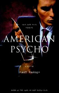 American Psycho - 11 x 17 Movie Poster - Style D