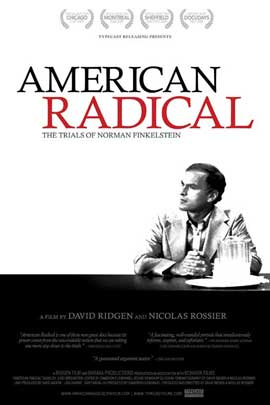 American Radical: The Trials of Norman Finkelstein - 27 x 40 Movie Poster - Style A