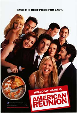 American Reunion - DS 1 Sheet Movie Poster - Style B
