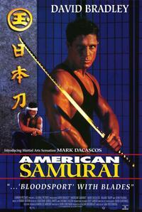 American Samurai - 11 x 17 Movie Poster - Style A