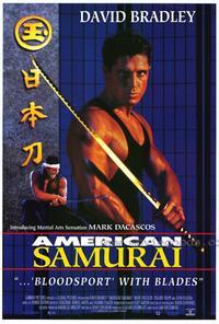 American Samurai - 27 x 40 Movie Poster - Style A